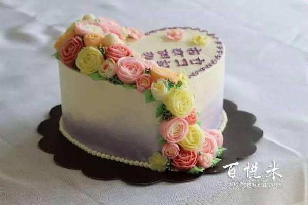 西点行业中的蛋糕裱花一定要掌握的小技巧!