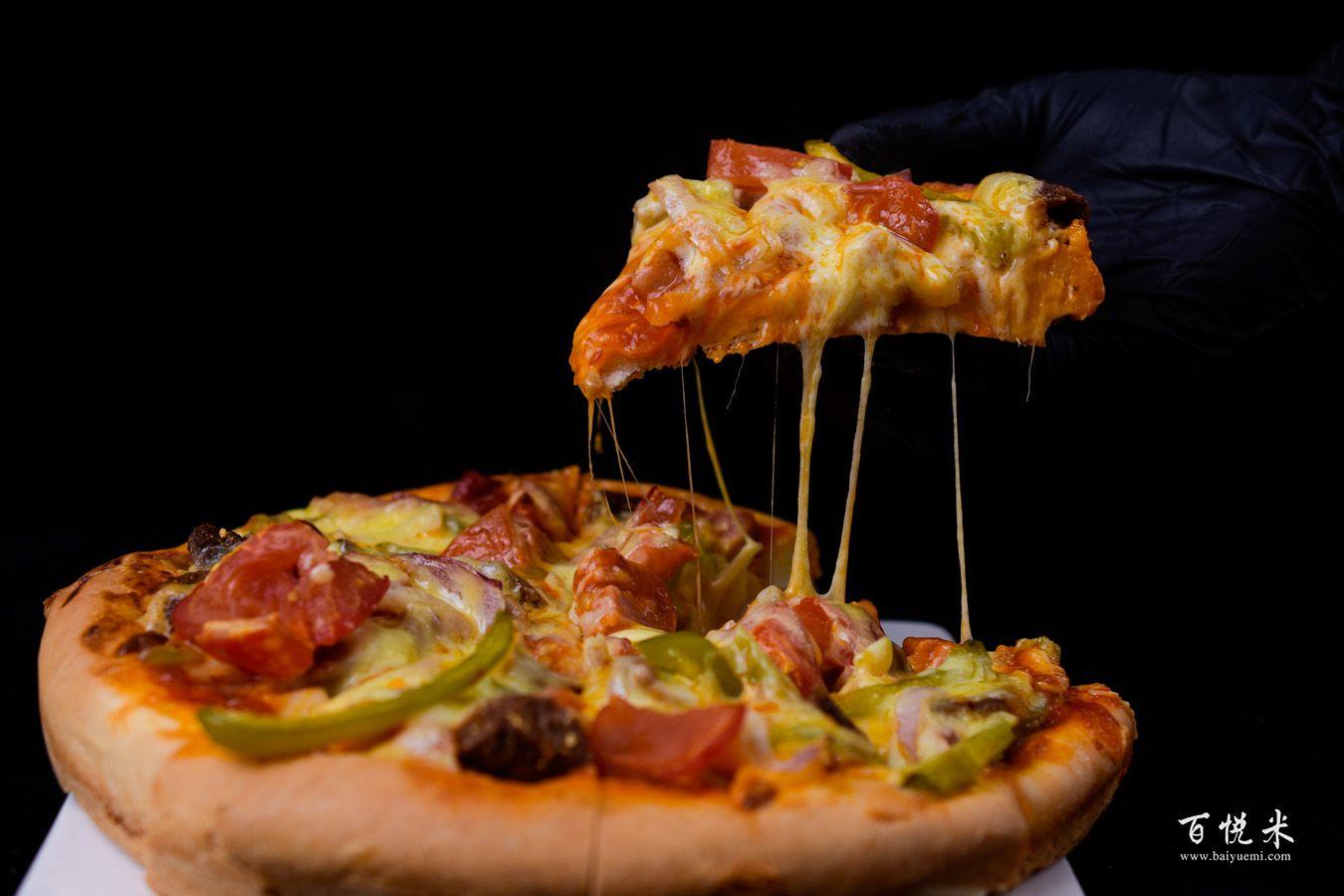 辣条披萨的做法大全,辣条披萨西点培训图文教程分享