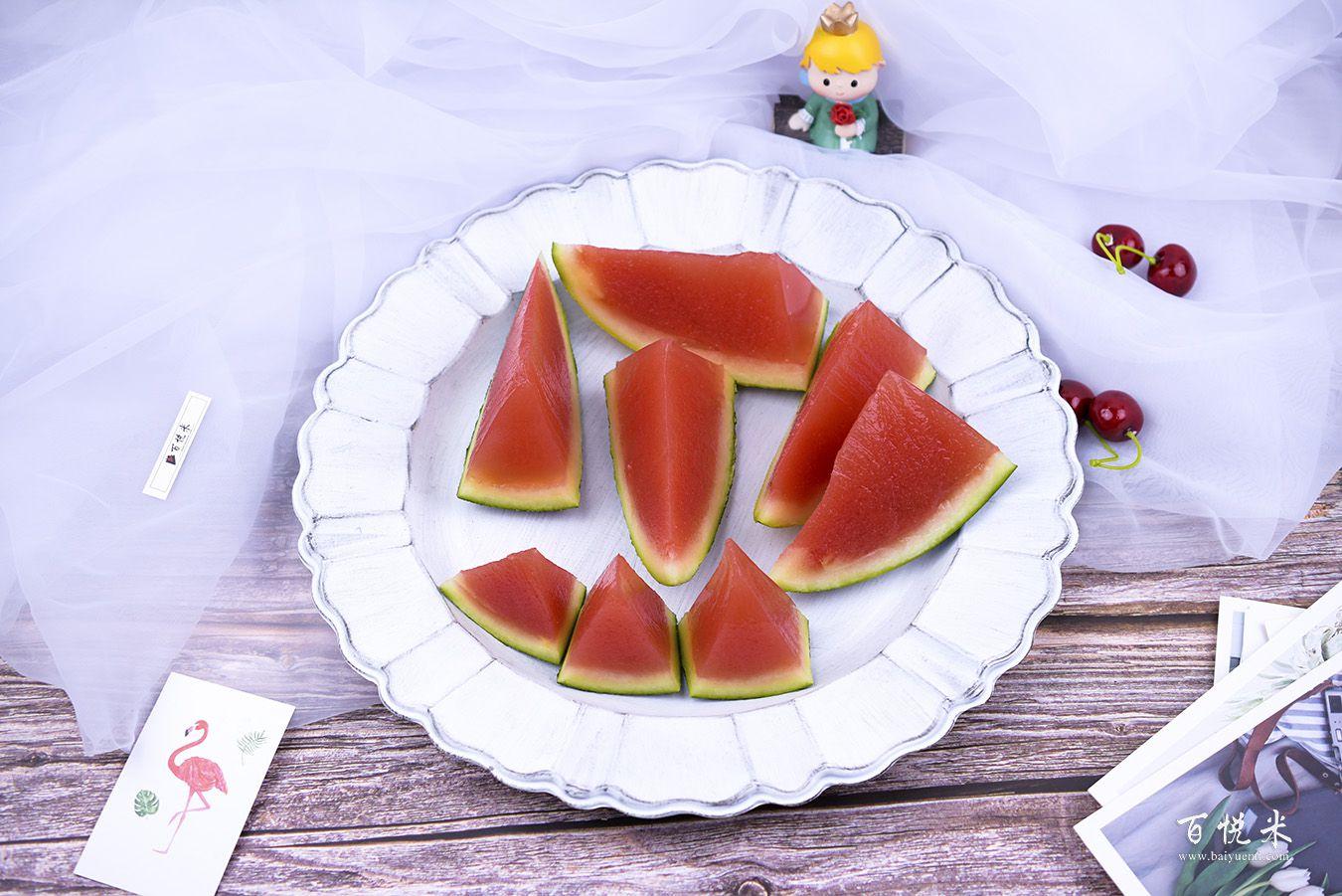 西瓜冻高清图片大全【蛋糕图片】_1363