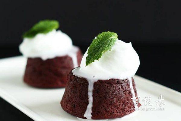 熔岩蛋糕(心太软)是新出来的网红产品吗?