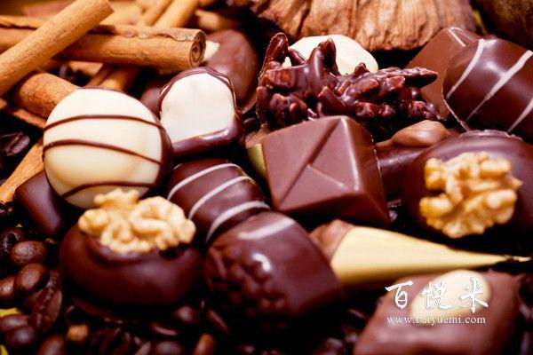 十大巧克力排行榜中德芙巧克力能排第几名?