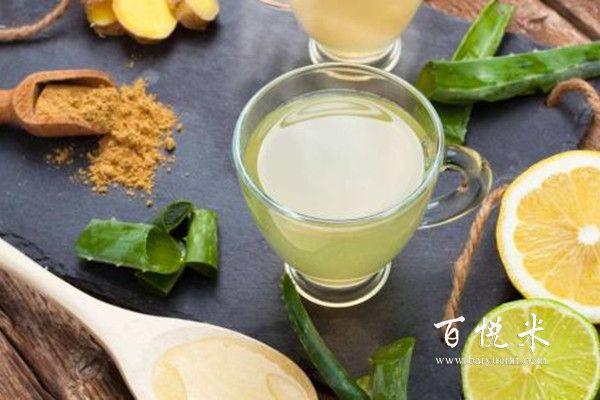 芦荟茶怎么做?喝芦荟茶有什么效果?