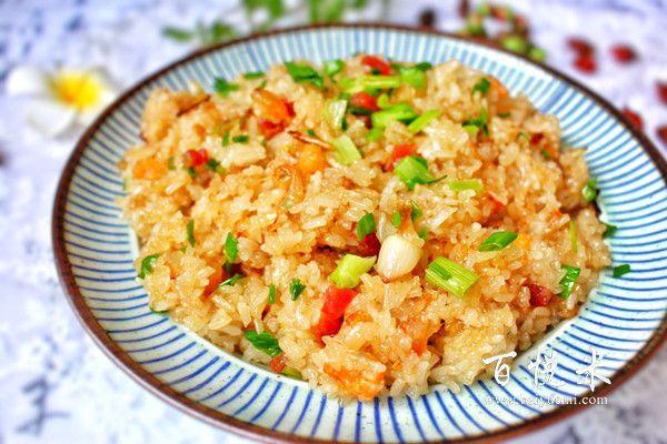 糯米饭家常做法怎么做好吃点?